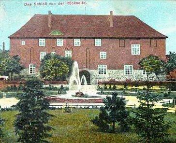 Замок Растенбург