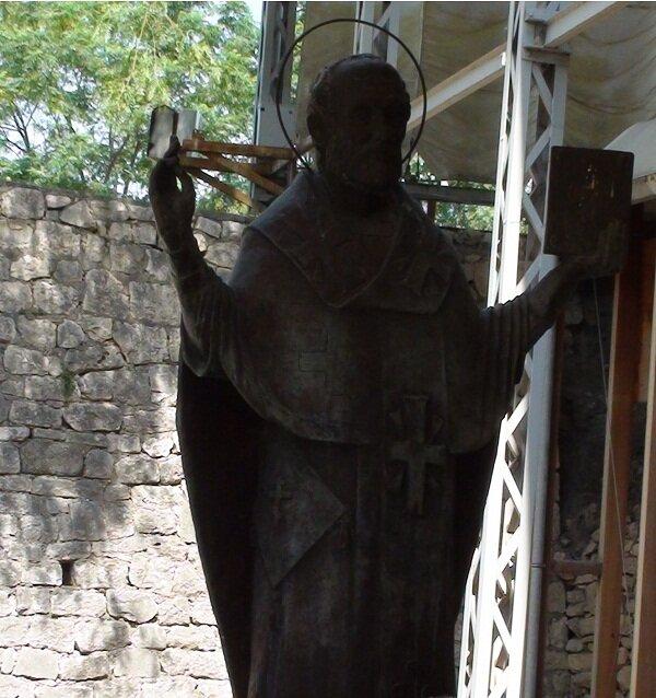 Святой Николай (Санта-Клаус)