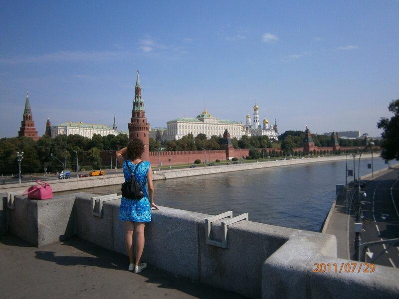 Кремль у Москвы реки