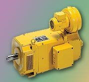 Генератор работает как электрический двигатель.