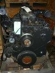 Двигатель б/у Cummins 340B ISLe4