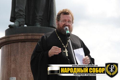 Олег Стеняев, протоиерей, известный проповедник