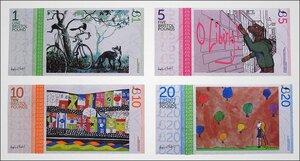Региональная валюта Бристоля - бристольские фунты