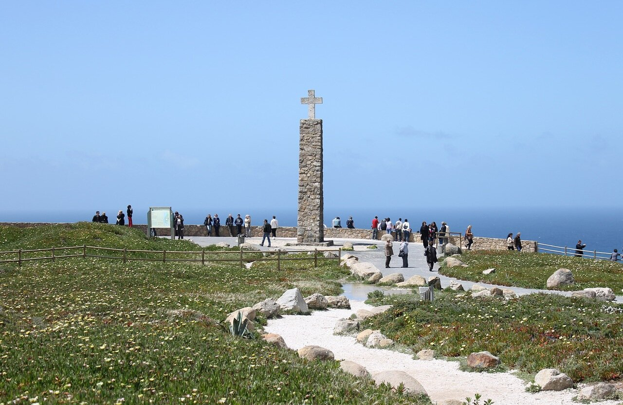мыс Рока.   Cabo Raso.