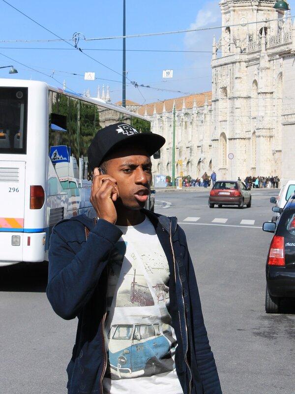 Лиссабон. Жители и гости