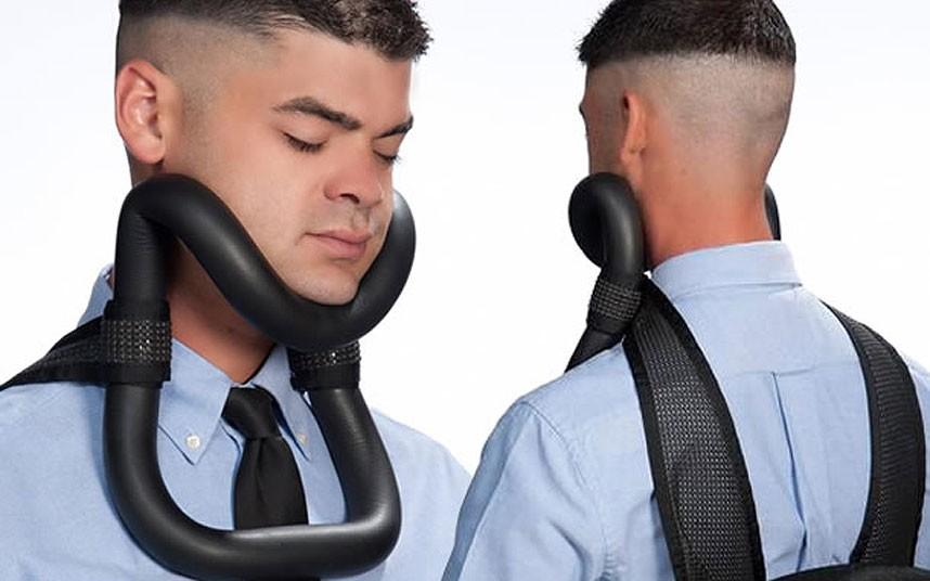10. Устройство UpRight sleeper — приспособление для того, чтобы поддерживать голову. Сколько раз вы