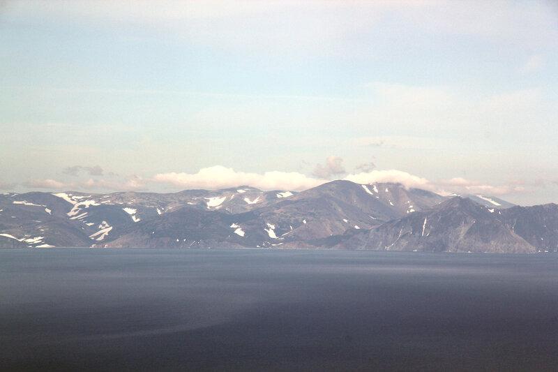горы Магаданского края