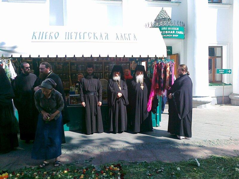 Священство в ожидании приезда Патриарха Кирилла
