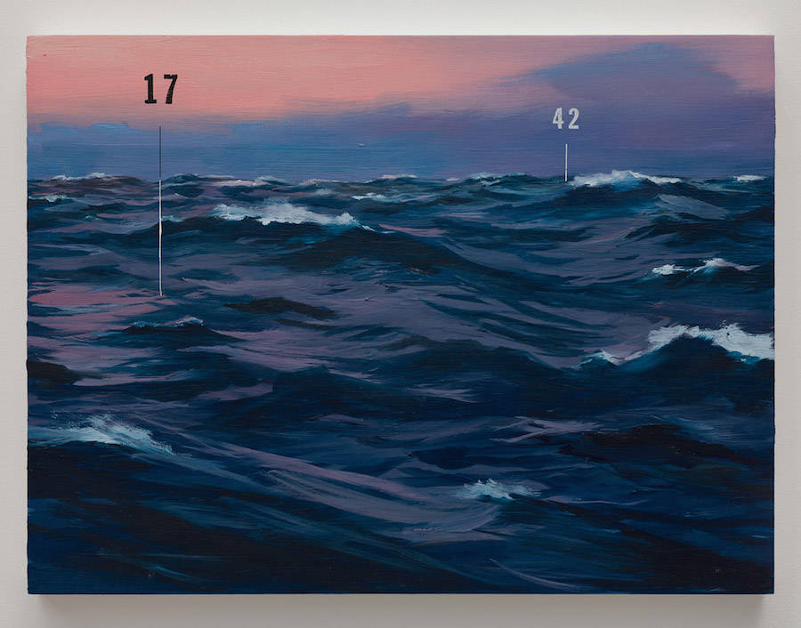 Beautiful Scientific Paintings of Landscapes & Seascapes