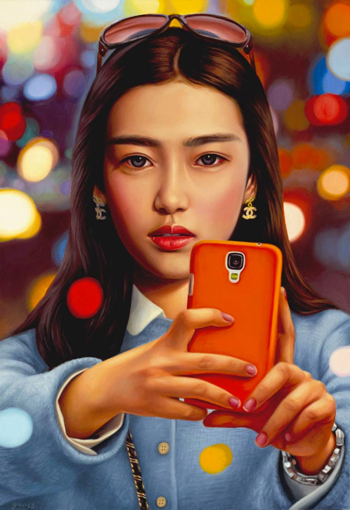Future Tense: New Surreal Paintings by Alex Gross