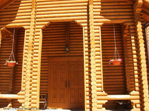 Боковые двери