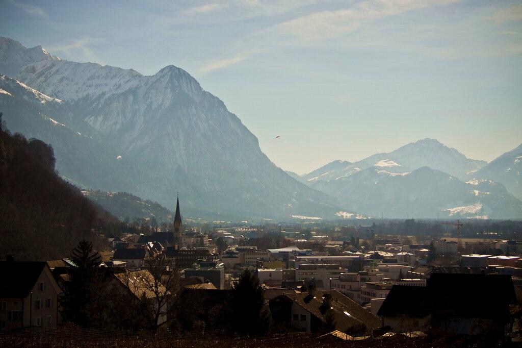 Вадуц, Лихтенштейн