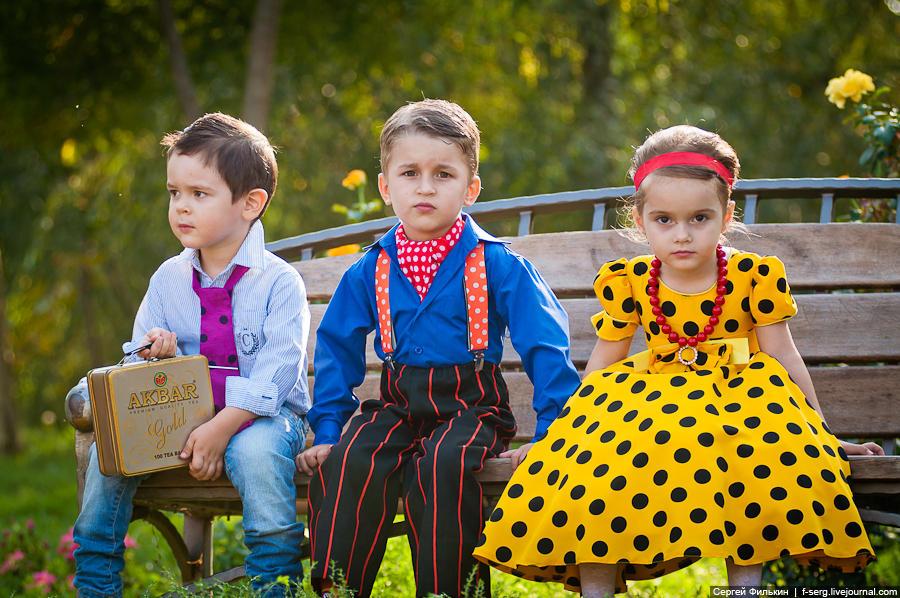 Детский праздник в стиле стиляг детские праздники Судостроительная улица