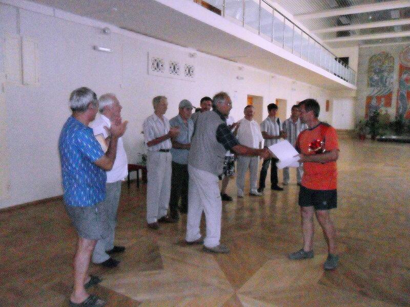 Турнир в честь Международного дня шахмат, 21 июля 2012