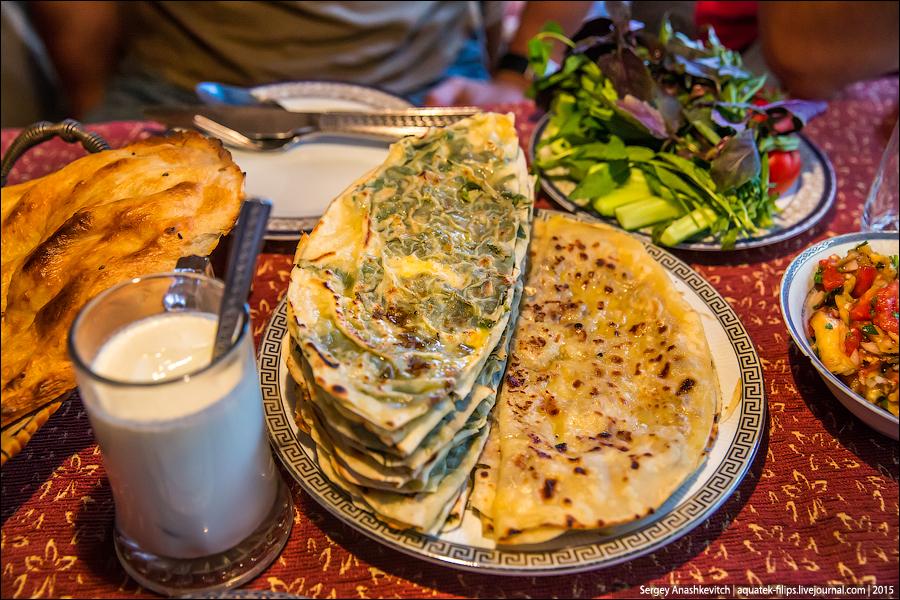 Азербайджанская кухня фото