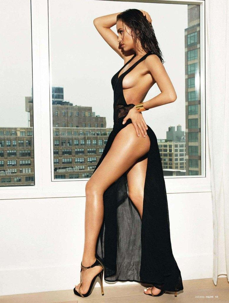 модель Ирина Шейк / Irina Shayk, фотограф Yu Tsai