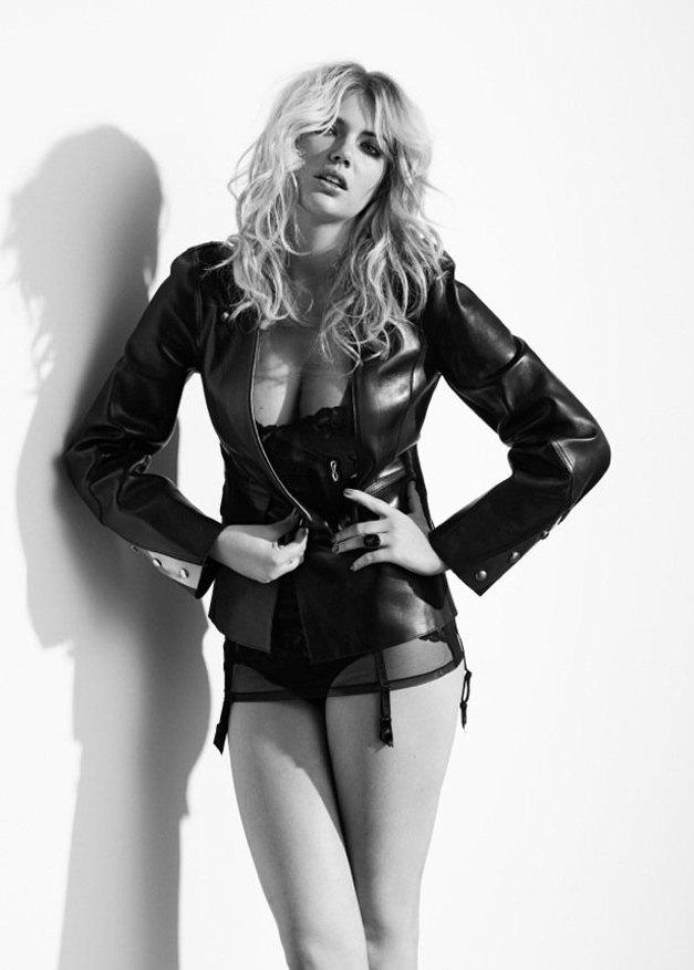 модель Кейт Аптон / Kate Upton, фотограф Eric Guillemain