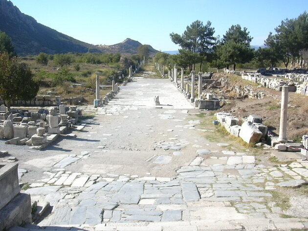 Эфес. Турция
