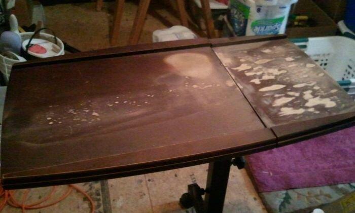 Столик для ноутбука своими руками (14 фото)