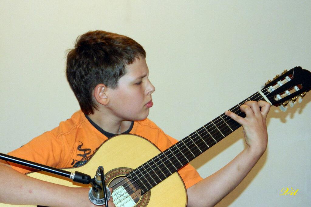 Никита Тяпкин (Автор В. Исиков)