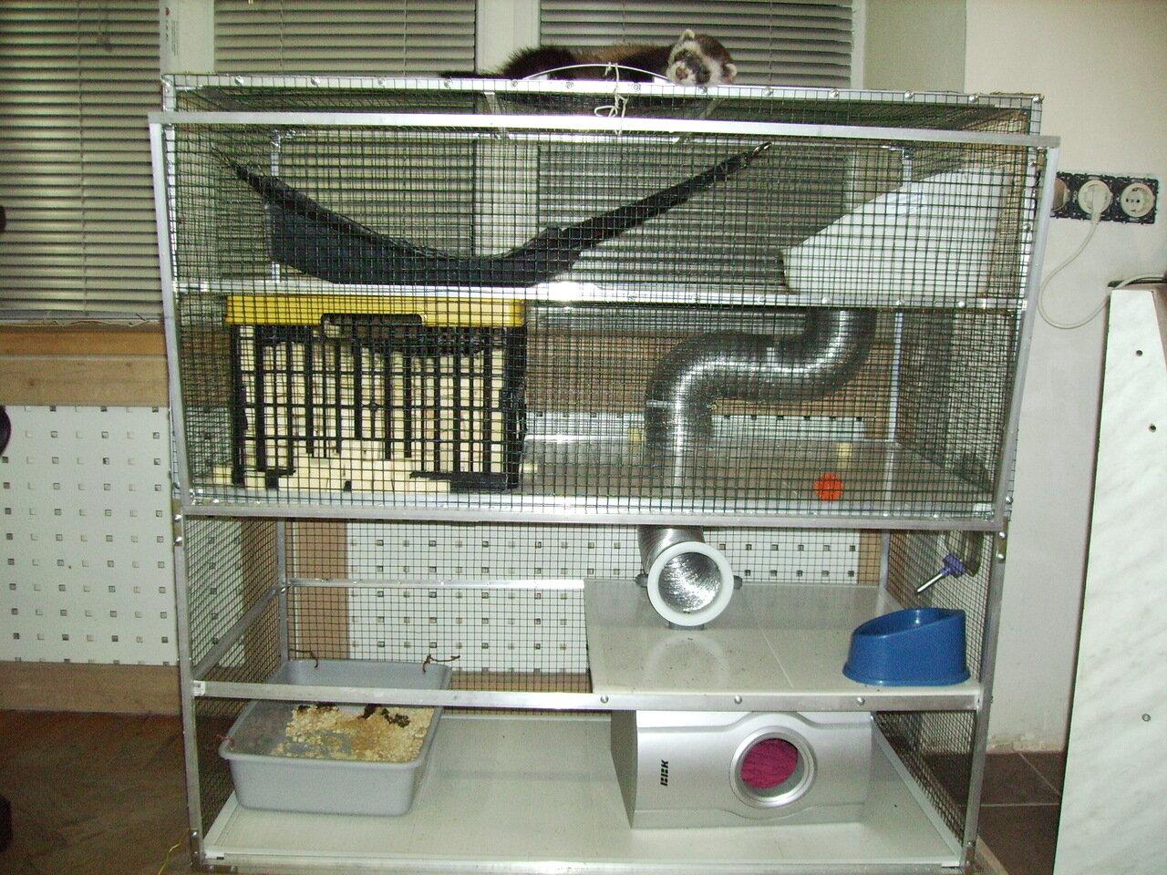Клетки для кроликов 58