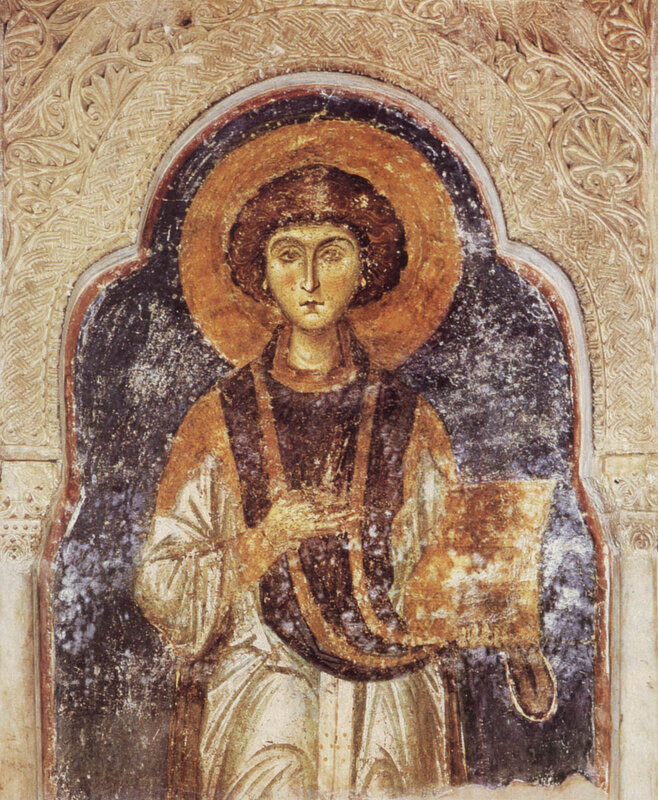 У православных день памяти покровителя воинов святого Пантелеимона