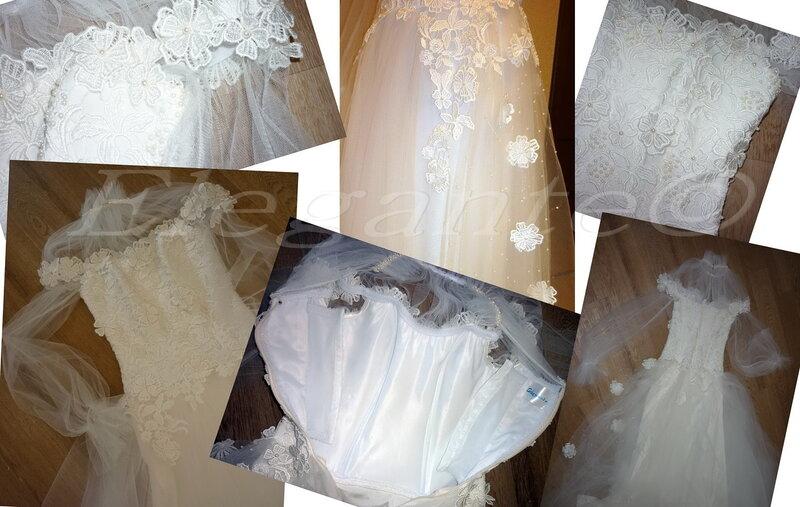 Корсет свадебного платья своими руками 572