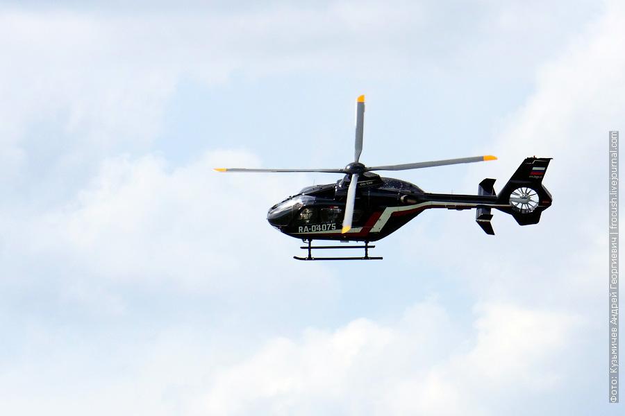 Вертолет Eurocopter EC135 P2+ (RA-04075)