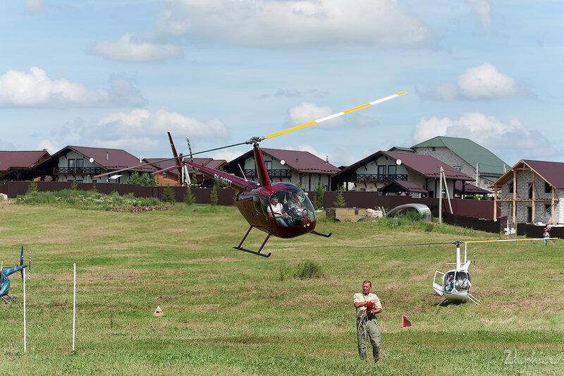 Robinson R44 Raven II (RA-04277) DSC_2207
