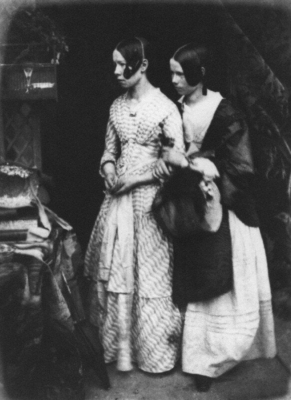 NPG P6(160); Ellen Milne; Agnes Milne