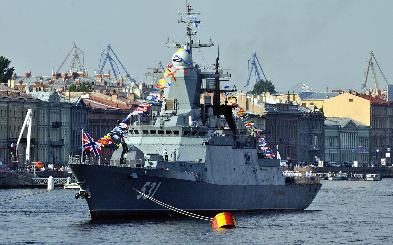 Первый флот россии где