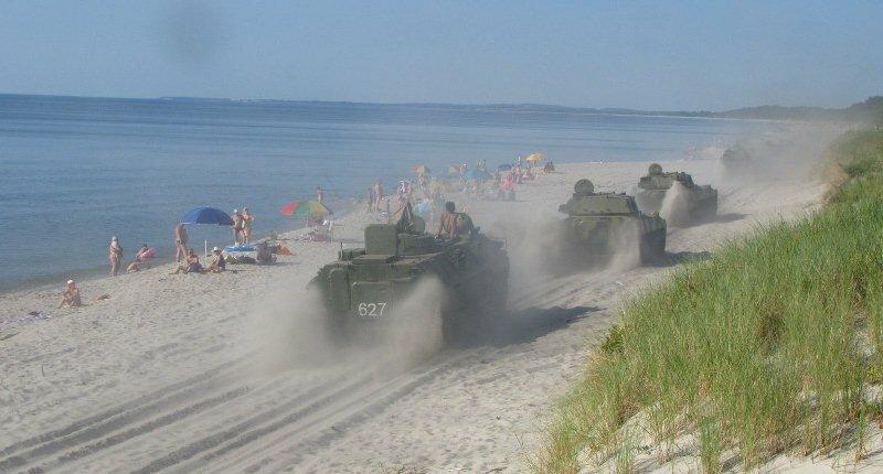 """""""Приблизно людей 20-25 я нарахував"""": Порожні пляжі ПБК на травневі свята - Цензор.НЕТ 1178"""