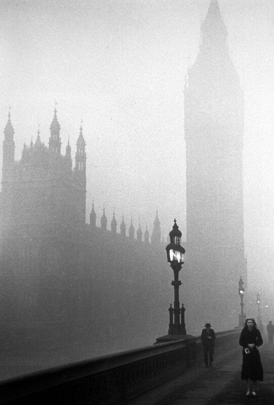 Parliament Fog