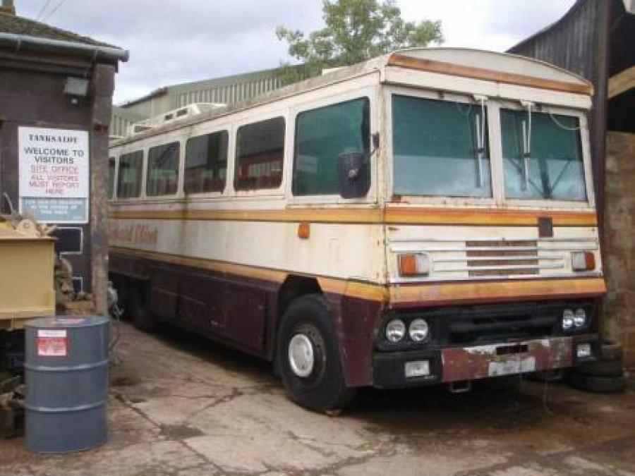 Автобус Маргарет Тэтчер
