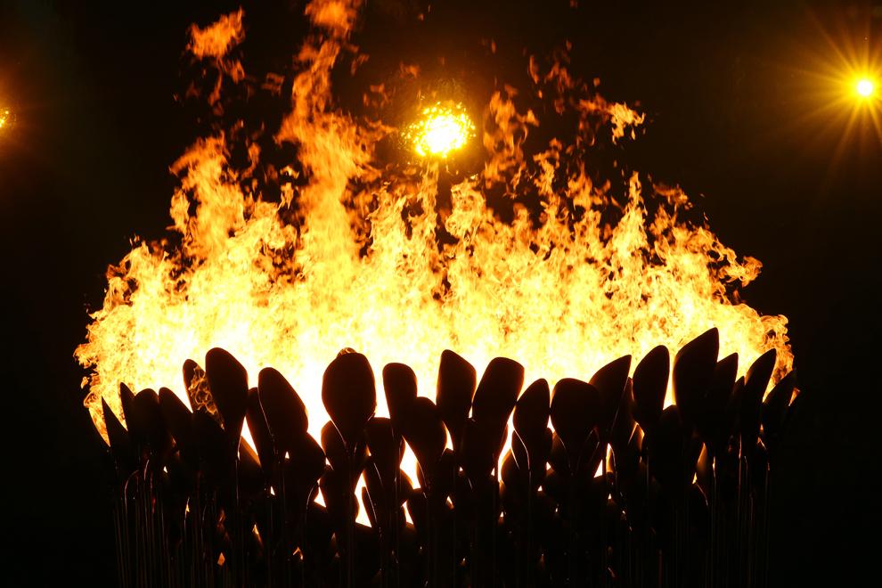 Церемония открытия Олимпиады 2012