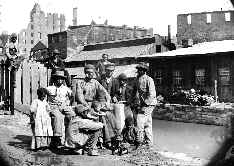 african americans from 1865 Alexandria's 1865 tax assessments are the first to record, in substantial numbers, the names of the many african americans who were, until less than three years earlier, still slaves the names herein recorded are, of course, heads of households and adult males the researcher looks in vain for most women and any children.