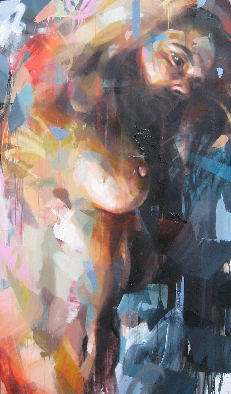 Vilcollet Pascal. Современный художник из Франции 11