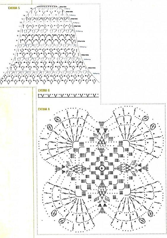 Ажурный кардиган с завязками РАЗМЕР 42/44.  ВАМ ПОТРЕБУЕТСЯ 400 г белой (36456) пряжи LINEAPIU Merida (72% хлопка...