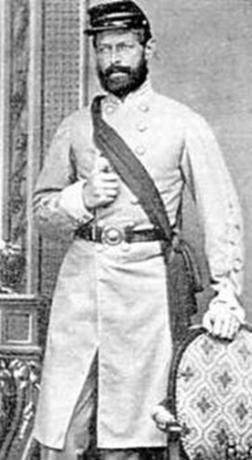 Генри Вирц ( Henry Wirz ).