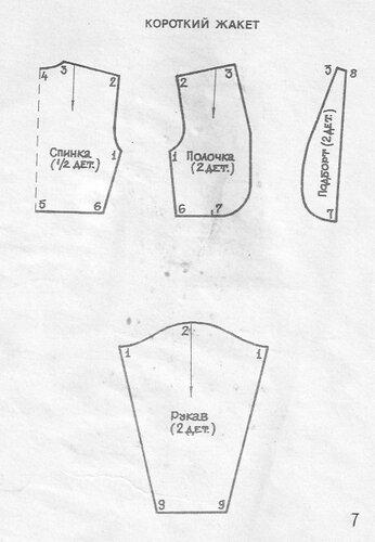 Таблица размеров верхней одежды для женщин куртки пальто
