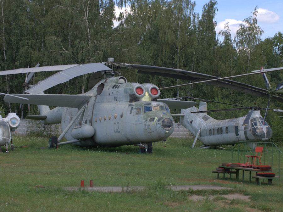 Первый советский вертолет, в