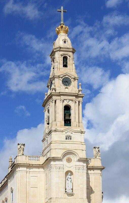 Базилика Пресвятой Девы Розария (Basílica de Nossa Senhora do Rosário)