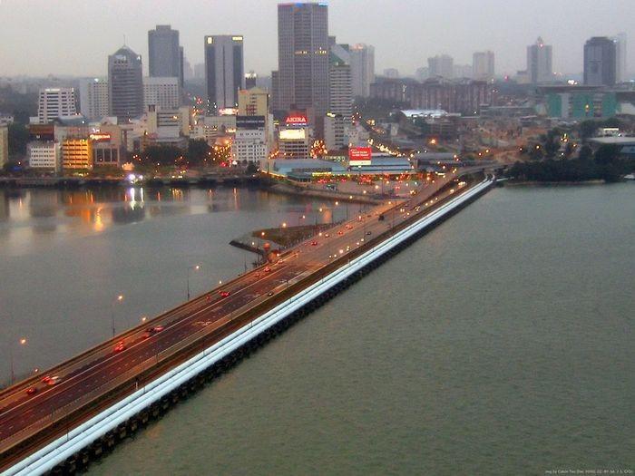 6. Малайзия и Сингапур