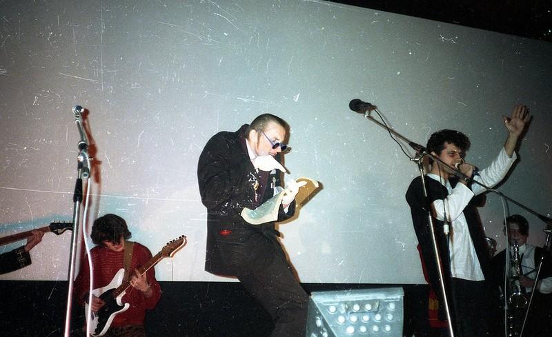 Еще снимки с концерта «АукцЫона».