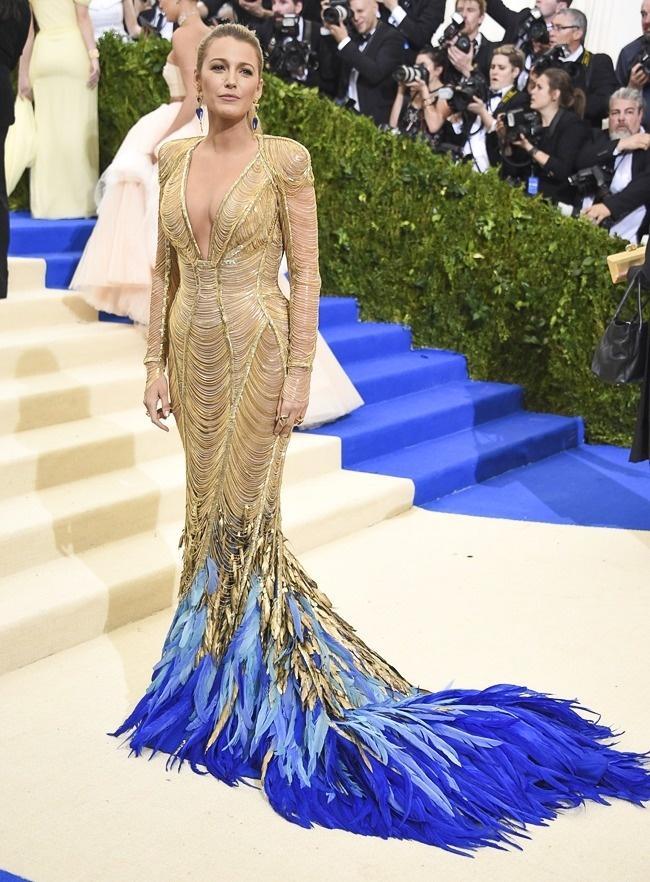 © Evan Agostini/Invision/AP/Fotolink     Бал института костюма, известный как Met Gala,—