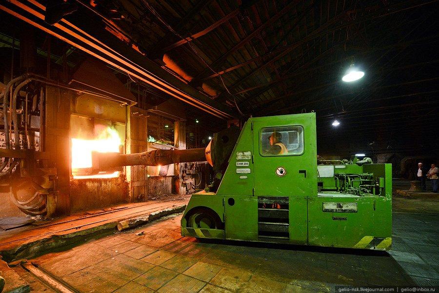 В основу производственного процесса заложена первая в России безосновная технология электролитическо