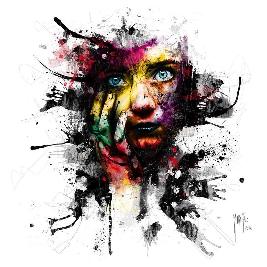 Экспрессия цветов Патрис Мурчиано