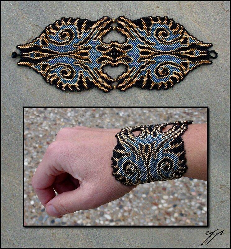 Часть 2. Часть 3. Часть 4 - Бисерные браслеты Элли Пайпер.