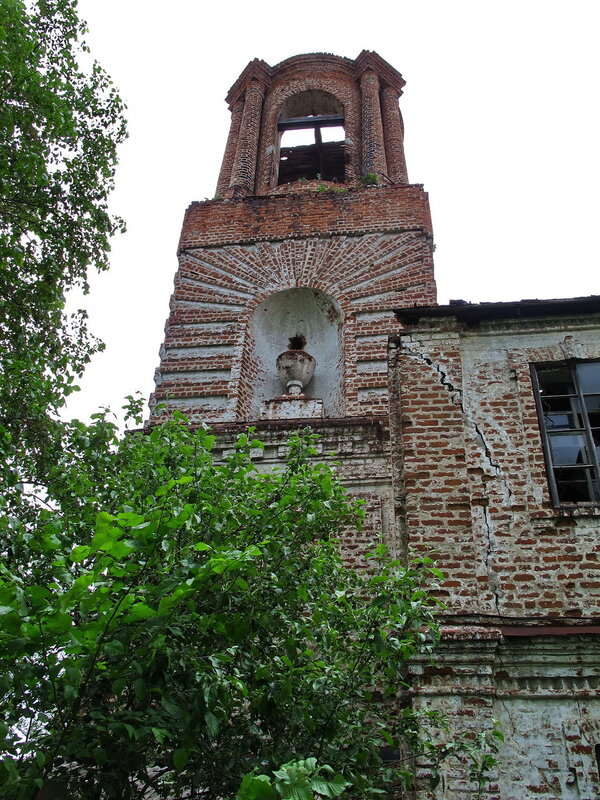 Церковь Николы «Золотые Кресты» в Вологде