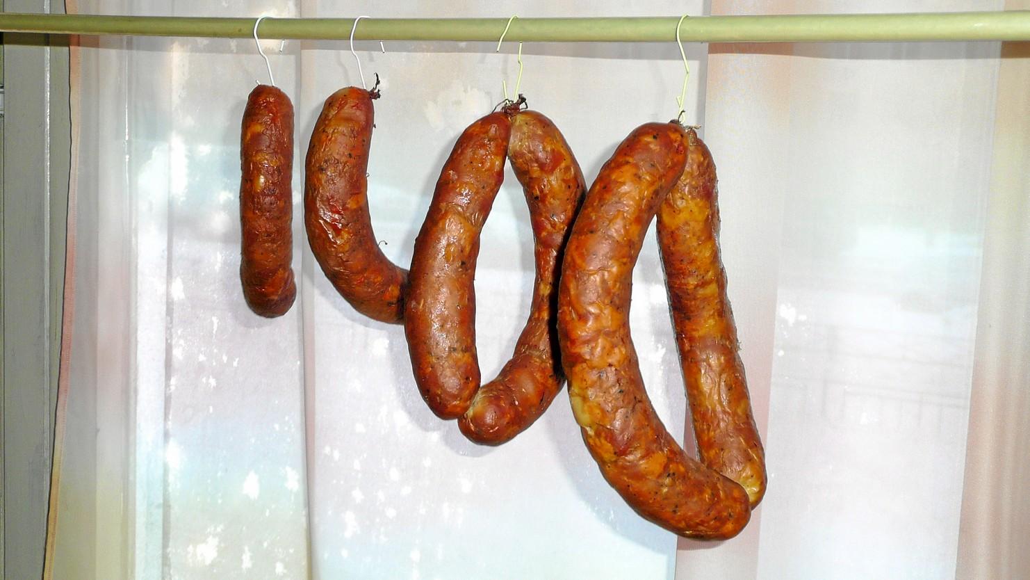 колбаса киевская рецептура